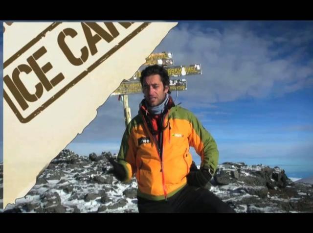 { Ice Care } DOCUMENTAL. Infografía y diseño de teaser para series de documentales enfocados a los efectos del calentamiento global.