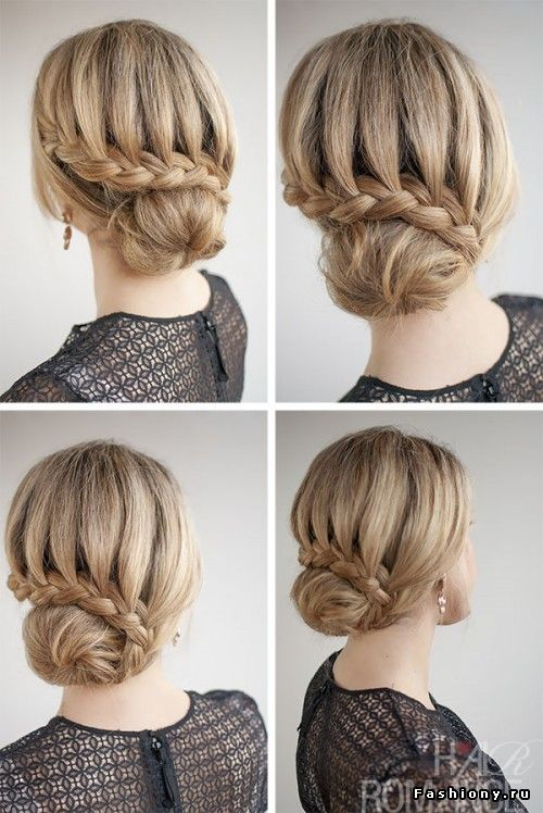 20 Chic Bun Hairstyles We Love