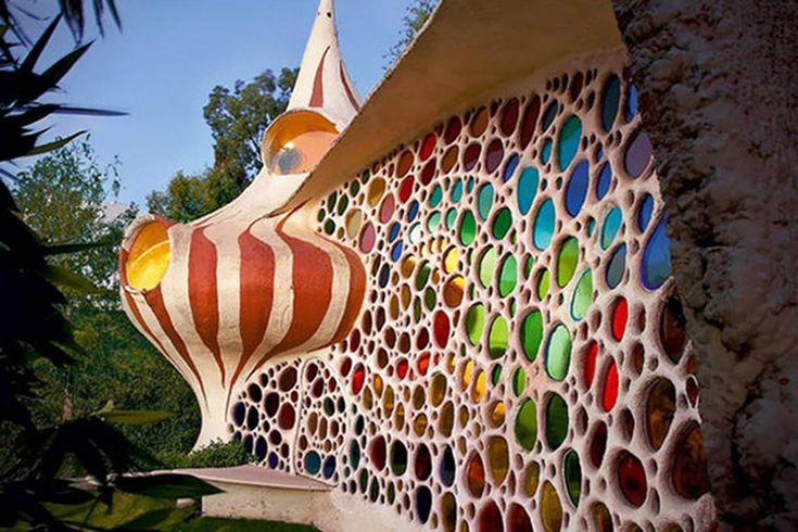 A világ legbizarrabb épületei, el se hinnéd mennyi állatság!,  #beetle #bizarr #épület #érdekes #ház #helyek #kagyló #könyvtár #kosár #különleges #kutya #óceán #őrült #szikla #tea #ufo #ww, https://www.otthon24.hu/bizarr-epuletek-a-vilagbol/