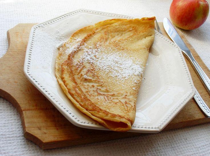 Naleśniki na soku jabłkowym (bezmleczne). Cała Polska smaży naleśniki