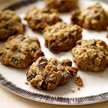 weight watchers oatmeal cookies!