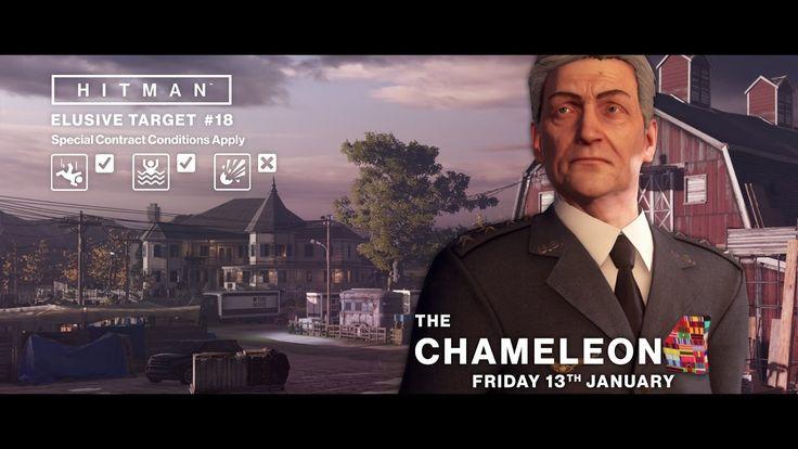 HITMAN Elusive Target #18 The Chameleon [EN]