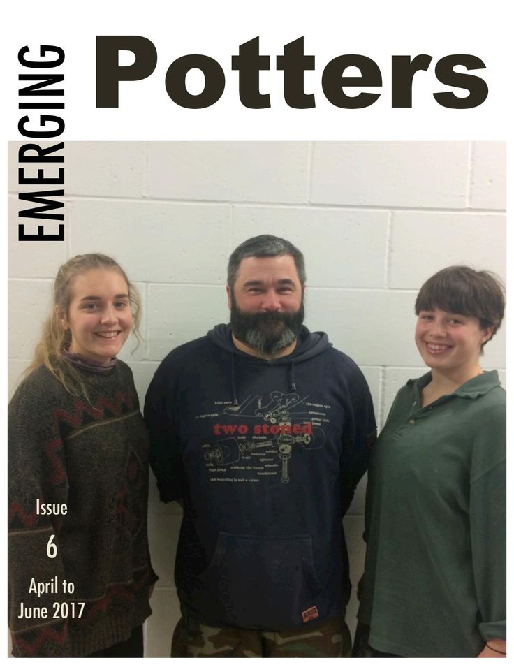 Emerging Potters magazine issue 6
