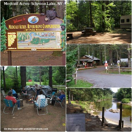Medcalf Acres Riverfront Campground Amp Rv Park Resort In
