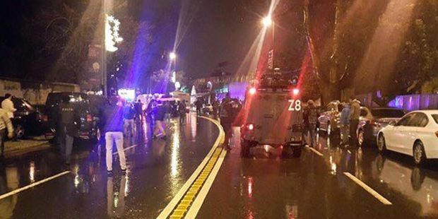 During the New Year's Eve celebrations, a gun attack was organized at the nightclub named Reina in Besiktas, Istanbul.  Reina in Ortaköy, Istanbul's entertainment venues, was attacked on the occasion of 01.30.   #attack #İSTANBUL #reina