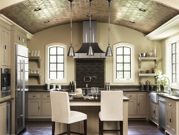 56 Best Ceiling Treatments Beams Images On Pinterest