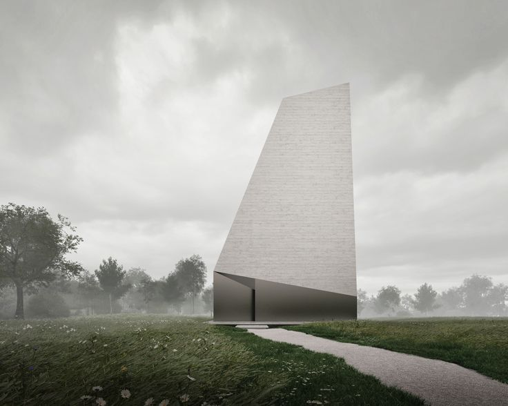Chapel visualization | VIZN Studio