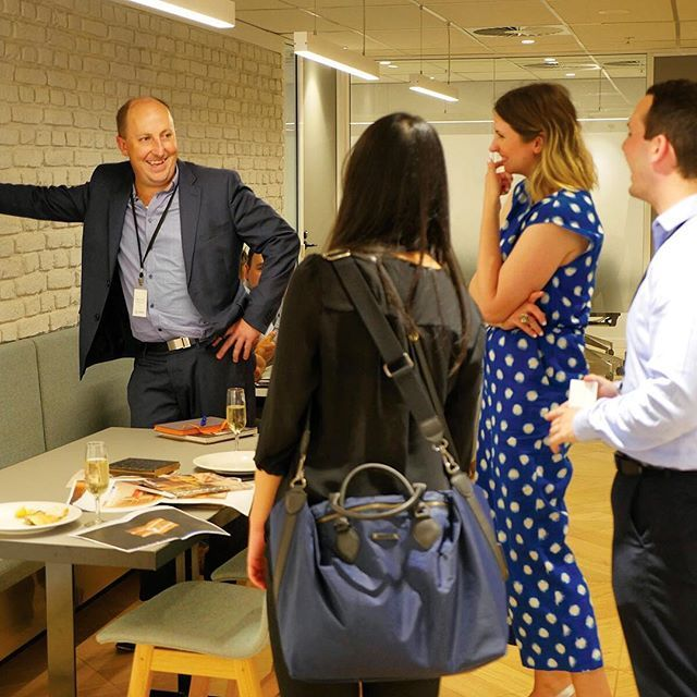 What a great turn out for our first of two Open House events in the Havwoods Sydney Showroom last night! Wonderful to see the excitement and enthusiasm for our new products. Thanks to all who made it, we hope to see you in the showroom again soon! Next up, Melbourne's open house next week!