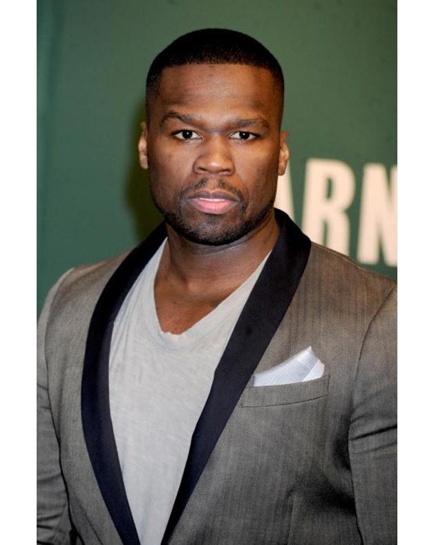 50 Cent : 125 millions $