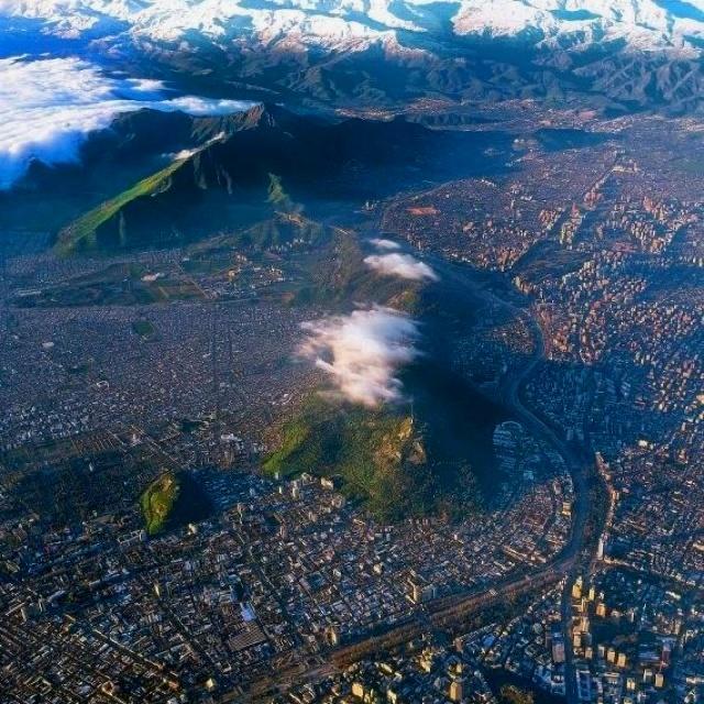 My city...Santiago, Chile!!!