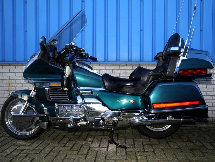 Honda GLX1500 Goldwing - Bakker motors Zaandam www.bakkermotors.nl