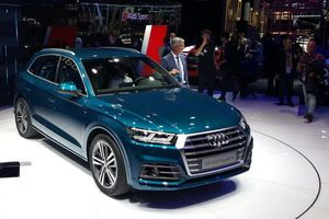 This is new Q5 and what do you have to say. #Audi #cars #car #quattro