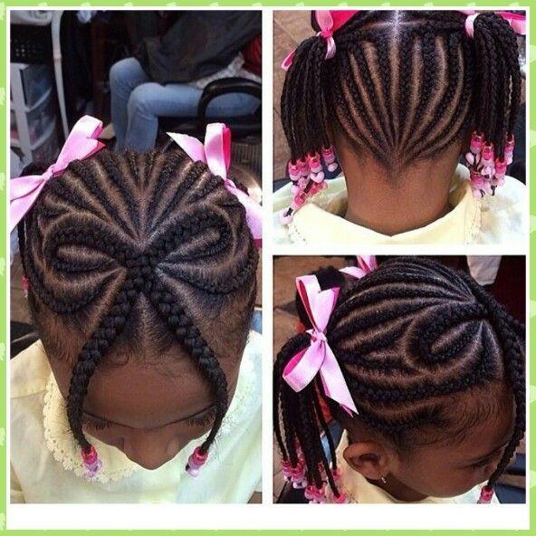 trending cornrow braid styles