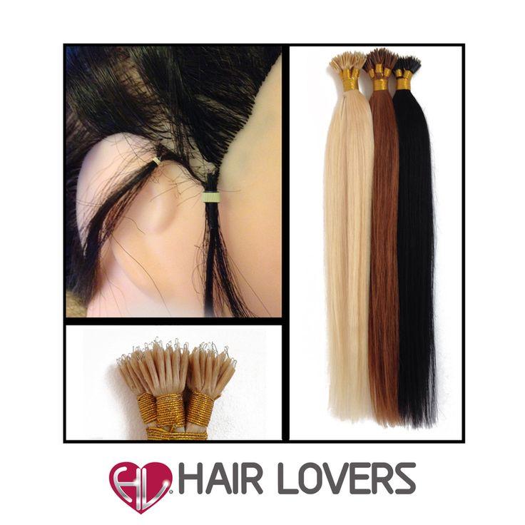 "The Hair Extension Company - 20"" Nano Tip 100% Human Hair Extensions 1g -"