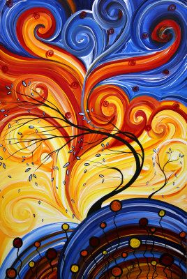WHILRWIND Megan Duncanson PRINT Art MADART - Megan Aroon-Duncanson    ALL RIGHTS RESERVED, COPYRIGHT PROTECTED