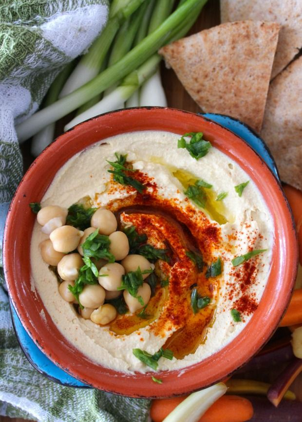 This delicious handed down Lebanese Hummus Recipe comes off without a hitch when made, it has a super creamy texture and fabulous flavor. Made from dried chickpeas, quality tahini, garlic, fresh le…