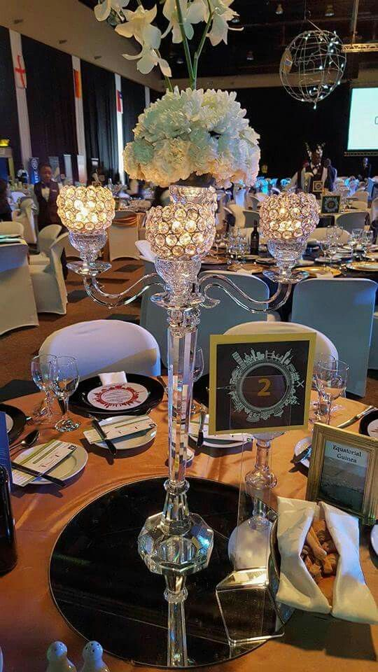 Corporate function  at Sandton convention centre