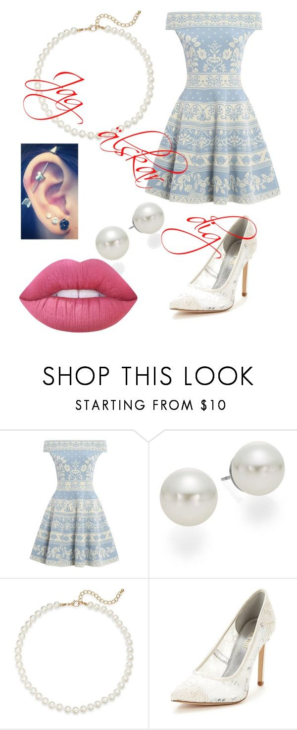 """I love you- Swedish"" by the-wayward-huntress ❤ liked on Polyvore featuring Alexander McQueen, AK Anne Klein, Saks Fifth Avenue, Nine West and Lime Crime"