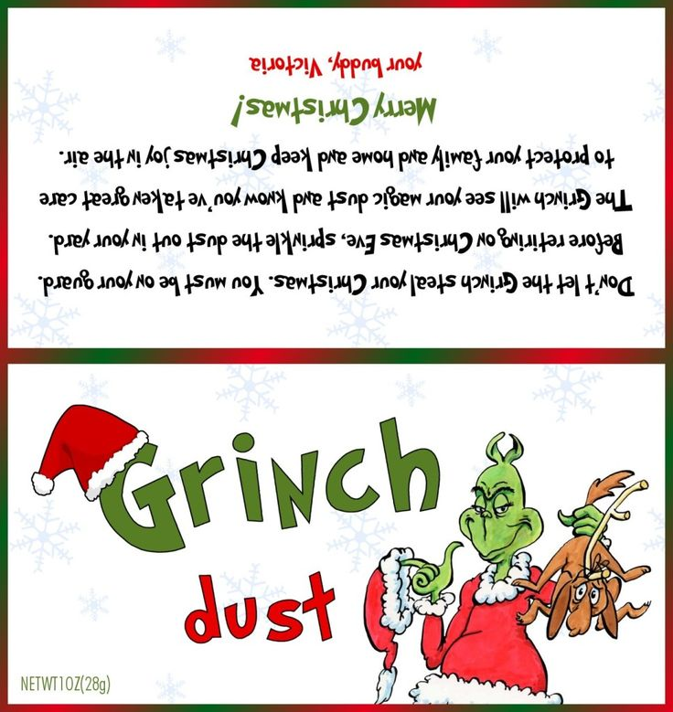 Jonathan Hollins - Graphic Designer / Web Designer / Web Developer - Blog – Grinch Dust Design Label. Now Available to purchase at Postcard Monster Shop - http://postcardmonstershop.com/shop/grinch-dust-label-design/