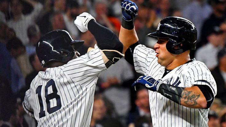 ICYMI: Baby Bombers sock Keuchel, Astros to put Yankees one win from World Series