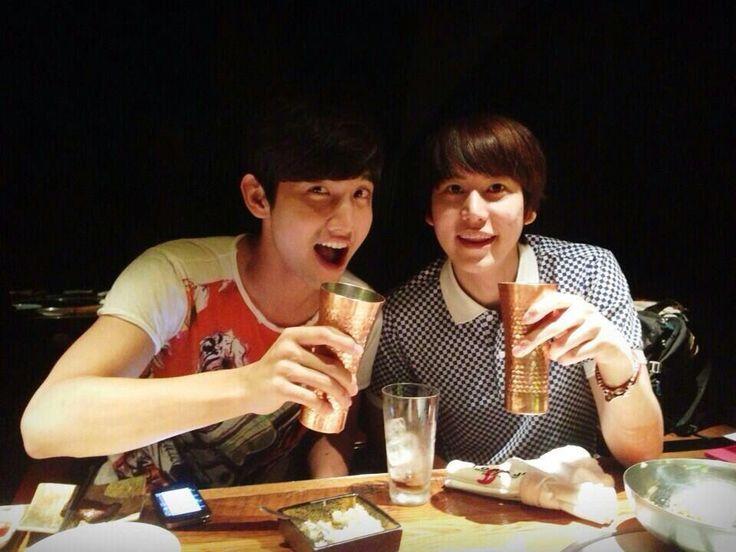 Changmin & Kyuhyun
