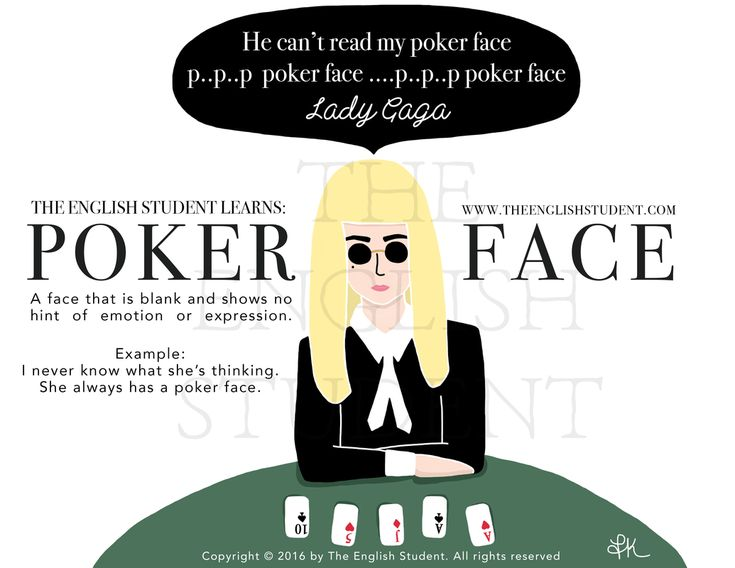 What does poker term all in mean