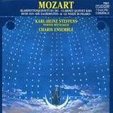 "Mozart: Klarinettenquintentt KV 581; Duos aus ""Die Zauberflöte"" & ""Le Nozze di Figaro"" [CD]"