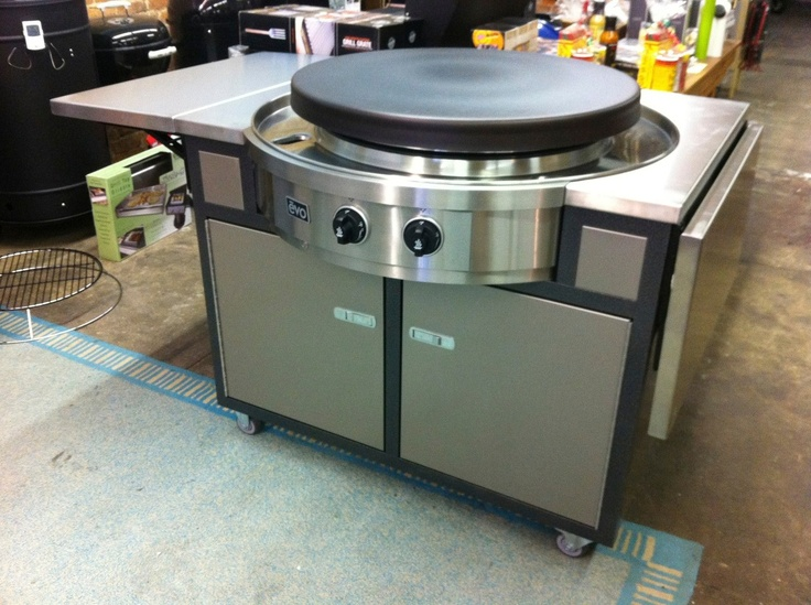 10 Images About Evo Grills On Pinterest Flats The O 39 Jays And Granite Counters