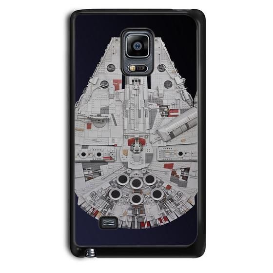 New Star Wars Millenium Falcon,Samsung Note Case,Custom Samsung Note Case,Cheap Samsung Note Case,Case Printing