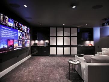 Room Theater Design