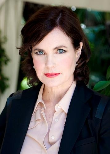 Beautiful Elizabeth McGovern