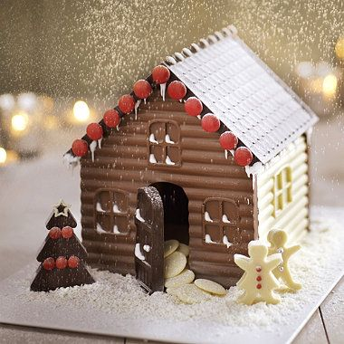 Fairy Tale Cottage Mould