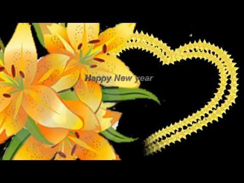 Happy New Year 2018, Wishes, video download,Whatsapp Video,song,countdown,wallpaper,animation - YouTube