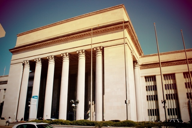 The first step to any traincation: Arriving at an Amtrak station, like our Philadelphia 30th Street Station. :)