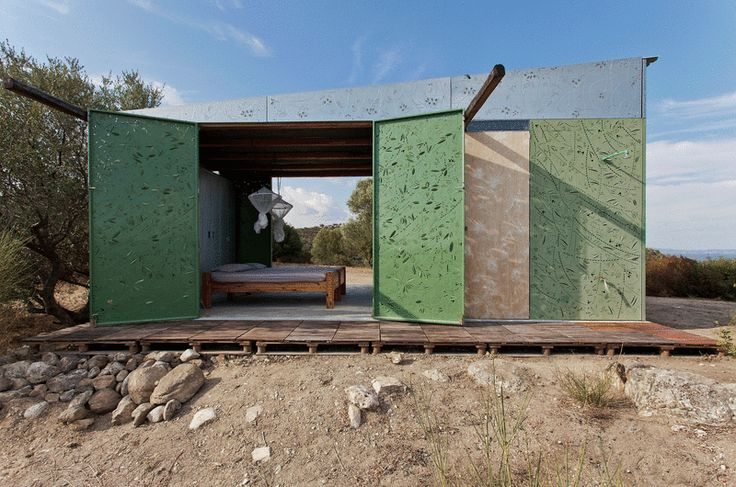 Eva Sopeoglou | Architecture · The Olive Tree House