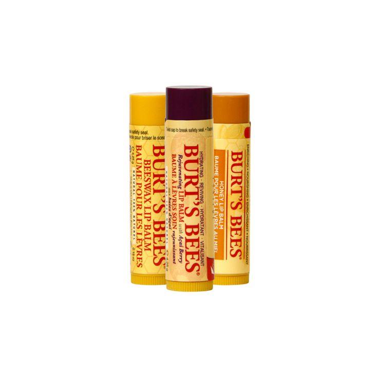 Hydratant et glossisant?!? Ca colore les lèvres quoi. Burt's Bees - Baume Pour Les Lèvres – Tube - Birchbox