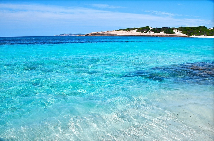 Salmon Beach, Esperance, WA. I need to go here...