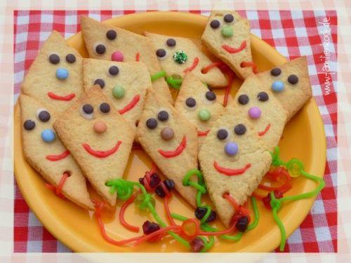 herbstliche Kese für Kindergeburtstag oder Herbstfest