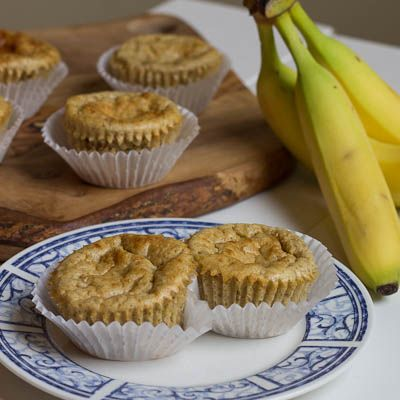 Recipe: Banana Protein Muffins — Fort Mill SC Living