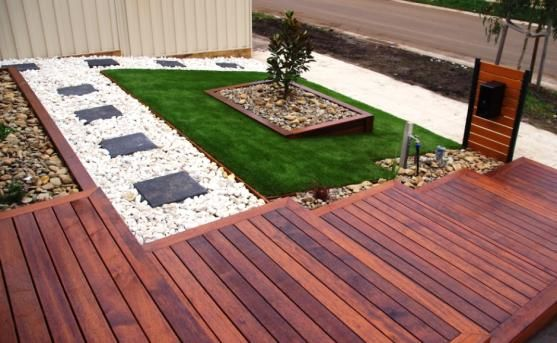 Decking Ideas by Affordable Scapes