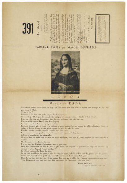 Duchamp fountain essay