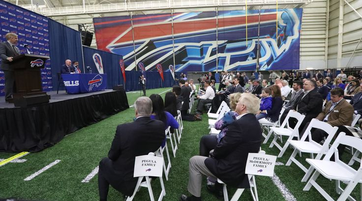 What They Said: Transcript of Buffalo Bills coach Sean McDermott's introductory press conference - The Buffalo News