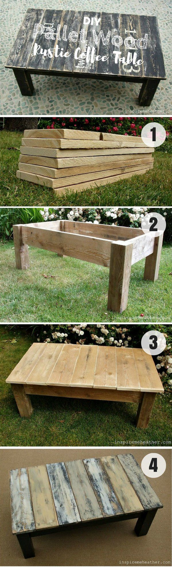 Best 25+ Diy Coffee Table Ideas On Pinterest | Coffee Table Plans, Diy Table  And DIY Furniture Part 34