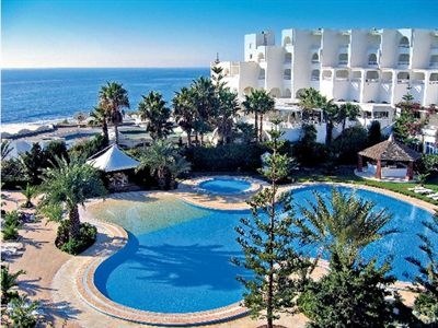 Fiesta Beach Hotel Tunisia Thomas Cook