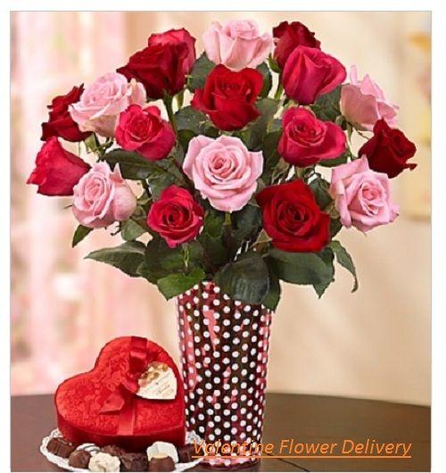 las 25+ mejores ideas sobre valentine's day flower delivery en, Ideas