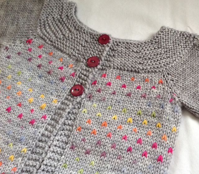 Ravelry: Thousands - DK pattern by Kelly Brooker $4