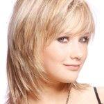 Как подстричь волосы лесенкой (38 фото) самой: видео-инструкция - стричь своими руками, прическа на короткие локоны с челкой, фото и цена