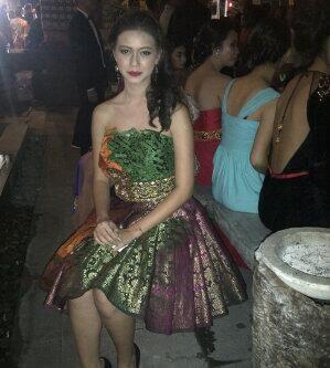 Yukikato at MissWorld in Bali 2013