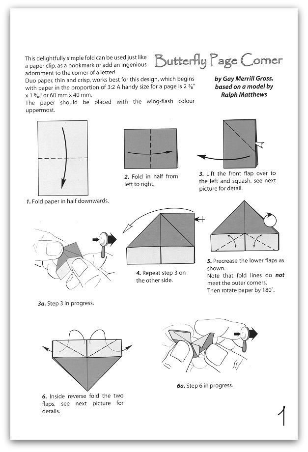 17 best images about origami butterflies on pinterest