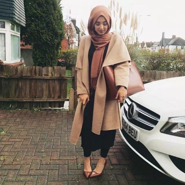 Class hijab